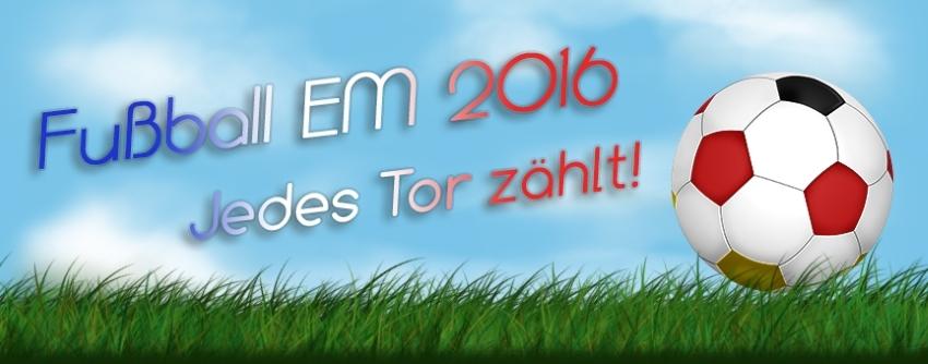 EM 2016 Jedes Tor zählt banner